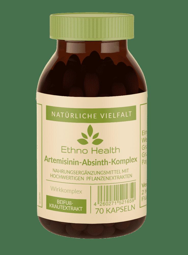 Der Artesimin Absinth Komplex von Ethno Health bei GorillaGreen