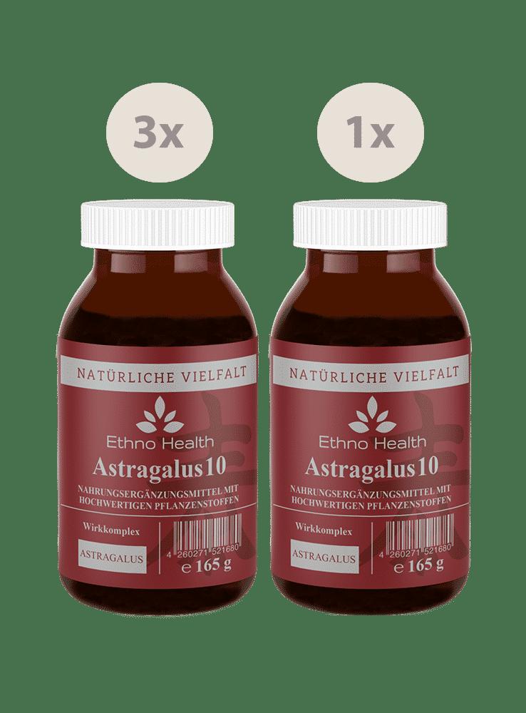 Die Astragalus Kur von Ethno Health bei GorillaGreen