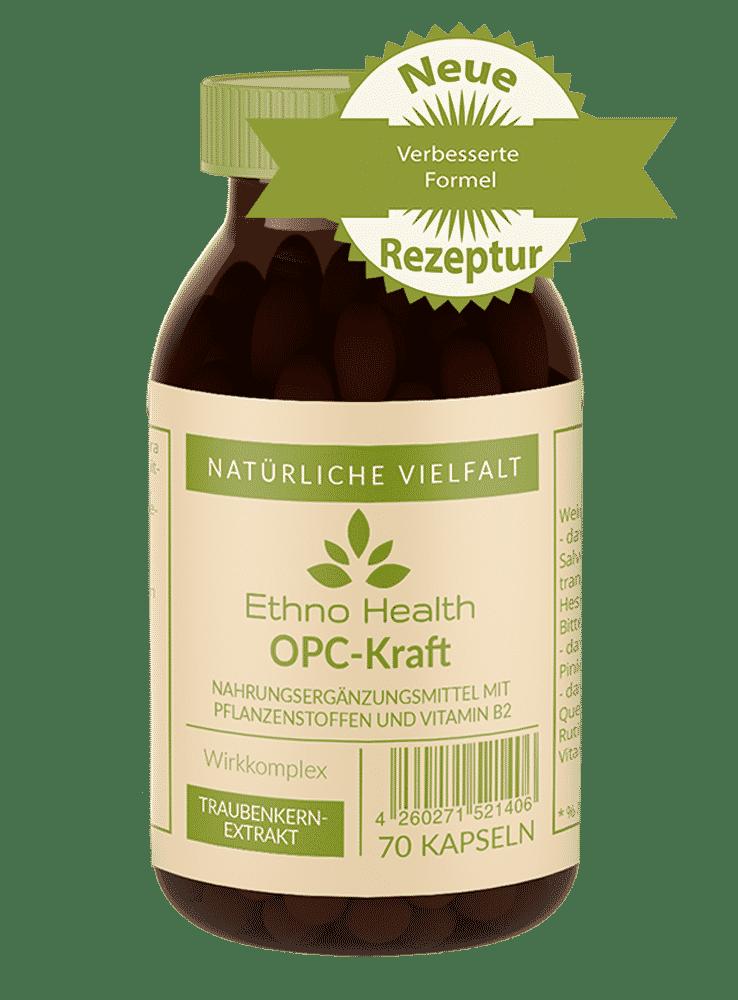 OPC Kraft von Ethno Health bei GorillaGreen