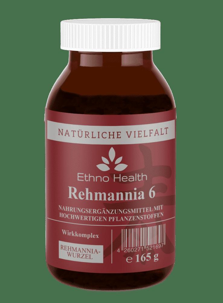 Rehmannia 6 von Ethno Health bei GorillaGreen - TCM