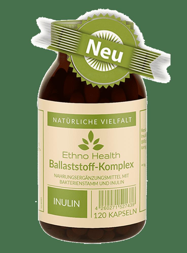Der Ballaststoff Komplex von Ethno Health bei Gorilla Green