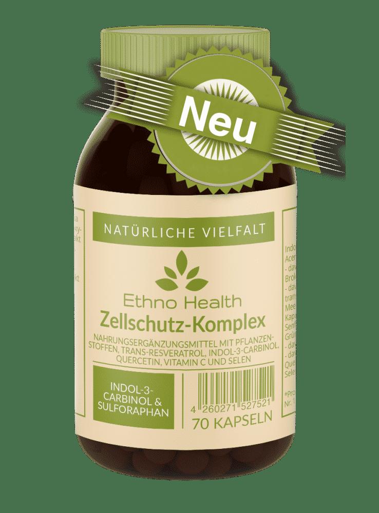 Zellschutz Komplex von Ethno Health